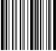 Bike Bar Code Sticker