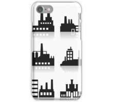 Factory icon iPhone Case/Skin