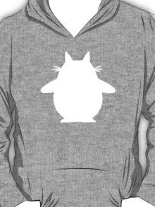 Totoro (white) T-Shirt