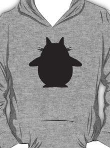 Totoro (black) T-Shirt