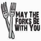 Forks Be With You by FireFoxxy