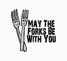 Forks Be With You Unisex T-Shirt