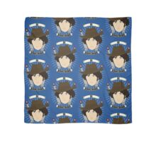 Doctor Who Portraits - Fourth Doctor - Bohemian Scarf
