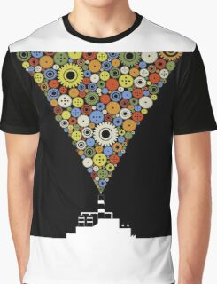 Factory of gears Graphic T-Shirt