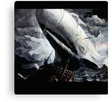In The Heart Of The Sea movie 2015 mobydick great pic Canvas Print