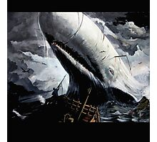 In The Heart Of The Sea movie 2015 mobydick great pic Photographic Print