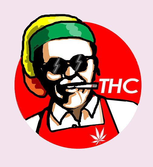 THC 'thee' original recipe  by mouseman