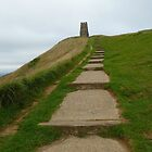 Walk Up The Tor by Vicki Spindler (VHS Photography)