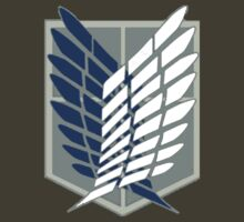 Attack on Titans - Scouting Legion Emblem by AttackOnTitan
