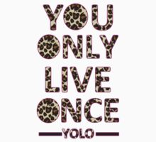 YOLO by meganfart