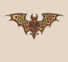 Celtic Bat by ingridthecrafty