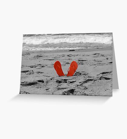 Orange! Greeting Card