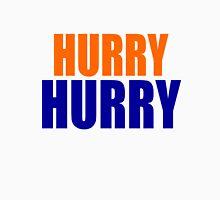 HURRY HURRY!  (Denver Broncos, Peyton Manning) Unisex T-Shirt