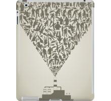 Factory of people iPad Case/Skin