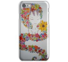 Into the Spring iPhone Case/Skin