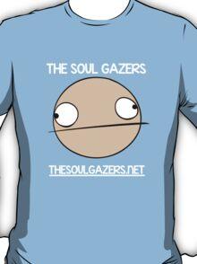 The Soul Gazers White Text Shirt/Jacket T-Shirt