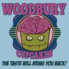 Walking Dead Inspired - Woodbury Cupcakes - Zombie Cupcakes - Taste that Brings You Back - Zombie Apocalypse by traciv
