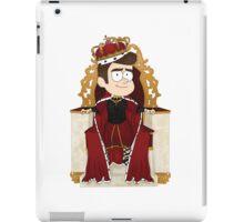 His Royal Highness Chris Colfer iPad Case/Skin