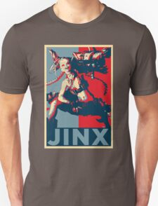JINX (League of Legends) T-Shirt