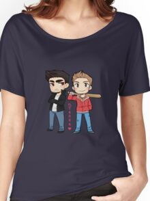 Sterek sticker Women's Relaxed Fit T-Shirt
