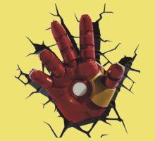 Iron man's hand Kids Tee