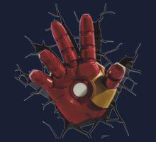 Iron man's hand One Piece - Long Sleeve