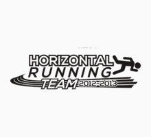 Horizontal Running Team by themarvdesigns