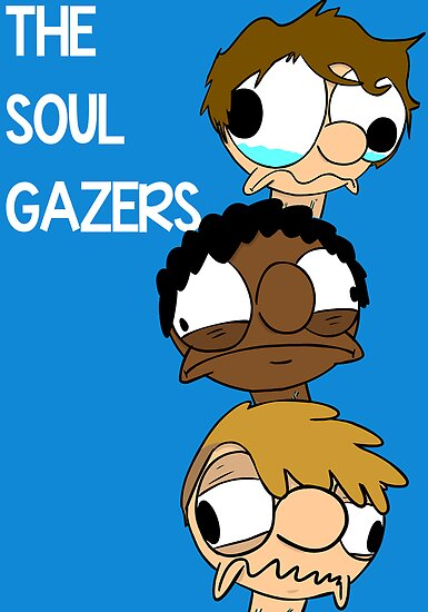 The Soul Gazers Poster ALT VERSION by TheSoulGazers