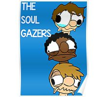 The Soul Gazers Poster ALT VERSION Poster