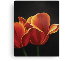 Tulips part two Canvas Print