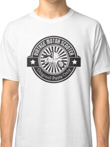 Motor Scooter Classic T-Shirt