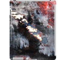 top heavy matchstick iPad Case/Skin