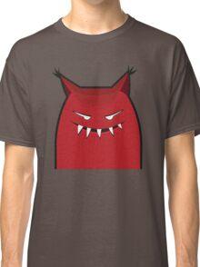 Black Red Devil Art Design  Classic T-Shirt