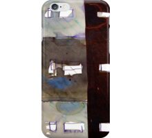 12 matchsticks side by side iPhone Case/Skin