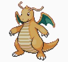 Pseudo-legendary Dragonite by Flaaffy