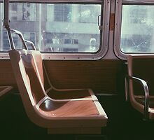 San Francisco Seat by Elephantman