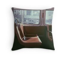 San Francisco Seat Throw Pillow