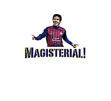 Magisterial! Photographic Print