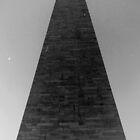 Phoenix Park Obelisk. by Elephantman