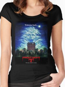 Fright Night Part 2 Women's Fitted Scoop T-Shirt