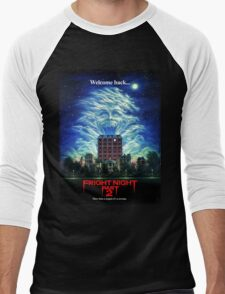 Fright Night Part 2 Men's Baseball ¾ T-Shirt