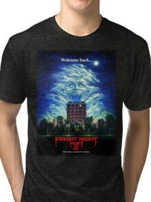 Fright Night Part 2 Tri-blend T-Shirt