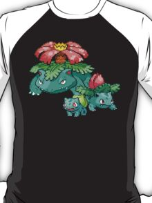 Bulbasaur Evolutions T-Shirt