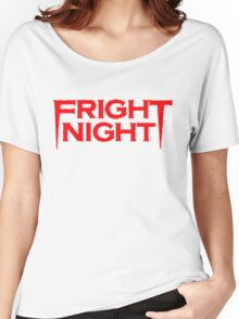 Fright Night Women's Relaxed Fit T-Shirt