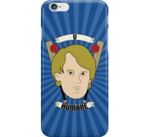 Doctor Who Portraits - Fifth Doctor - Humane iPhone Case/Skin