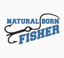 Natural Born Fisher by Style-O-Mat