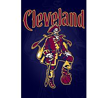 Captain Cleveland - Dark Photographic Print