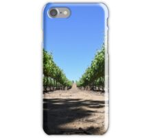 Wine Farm Vines iPhone Case/Skin