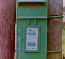 Irish Postbox by Elephantman