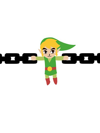 The Legend of Zelda: Chain Link 2 by Bendragon